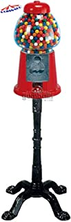 Ford Gumball Machine - Red, King Size with Stand, 1 gum ball machine