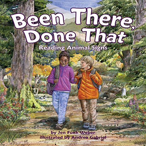 Been There, Done That: Reading Animal Signs cover art