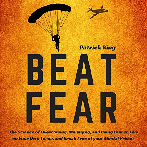 Beat Fear audiobook cover art