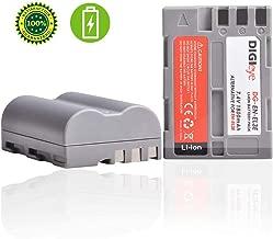 EN-EL3e Replacement Lithium-Ion EN EL3e Battery (2 Pack) for Nikon Digital SLR D700, D300, D200, D90, D80, D100, D100SLR, D300S, D50, D50S, D70 D70S Digital Camera