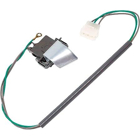 Switch Assembly Locker// Türschloss BAUKNECHT 858308203012 WA STAR 76 EX