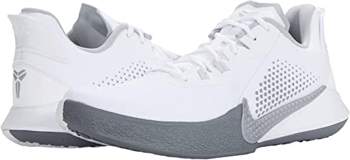 White/Wolf Grey/Pure Platinum/White