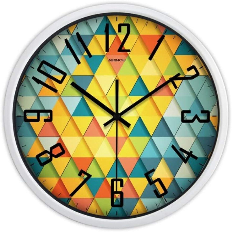 bajo precio Mzdpp Relojes De Cuarzo Azulejos Relojes De De De Moda Reloj De Parojo Grande -10 Pulgadas -Zgh0660  a precios asequibles