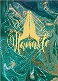 Poster 13 x 18 cm: Namaste von Mandy Reinmuth -