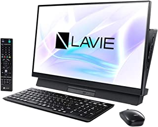 NECパーソナル PC-DA370MAB LAVIE Desk All-in-one - DA370/MAB ファインブラック