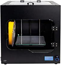 Monoprice Maker Ultimate 2 3D Printer - with (200 x 150 x 150 mm) Heated and Removable Glass Built Plate, Auto Bed Levelin...