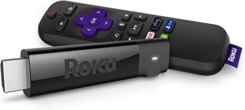 Roku Streaming Stick+ | 4K/HDR/HD Streaming Player with...