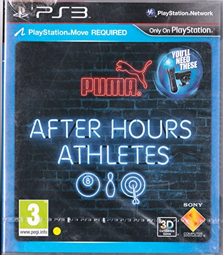 After Hours Athletes (PS3)