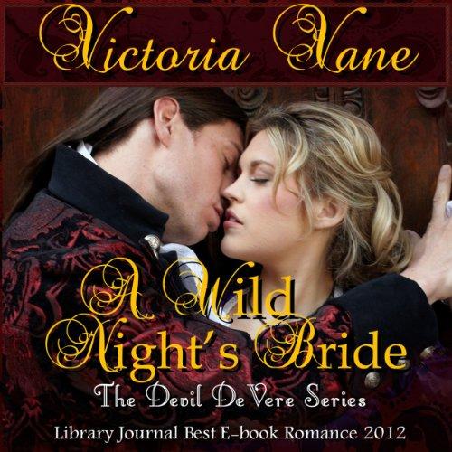 A Wild Night's Bride audiobook cover art