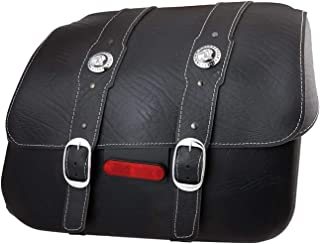 Best indian scout leather saddlebags Reviews