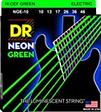Best DR Strings Electric Guitar strings - DR Strings HI-DEF NEON Electric Guitar Strings (NGE-10) Review