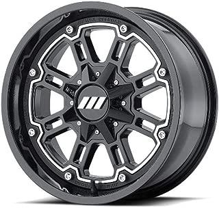 MSA M30 Throttle ATV Wheel - Gloss Black [16x7] +0mm, 4/137 [M30-06737]