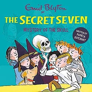 Mystery of the Skull cover art