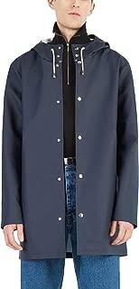 STUTTERHEIM Stockholm Raincoat Jacket XX Small Navy