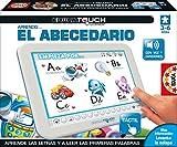 Educa- Touch Junior Aprendo El Abecedario Juego Educativo para Niños, Multicolor (15435)