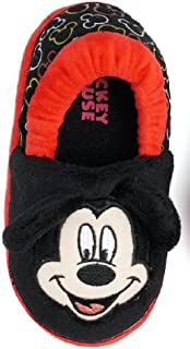 Mickey Mouse Disney Boy's Slippers