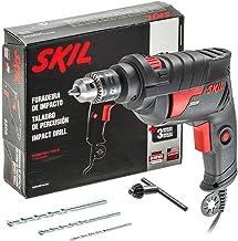 Furadeira de Impacto Skil 6600 570W 127V com 3 brocas e chave
