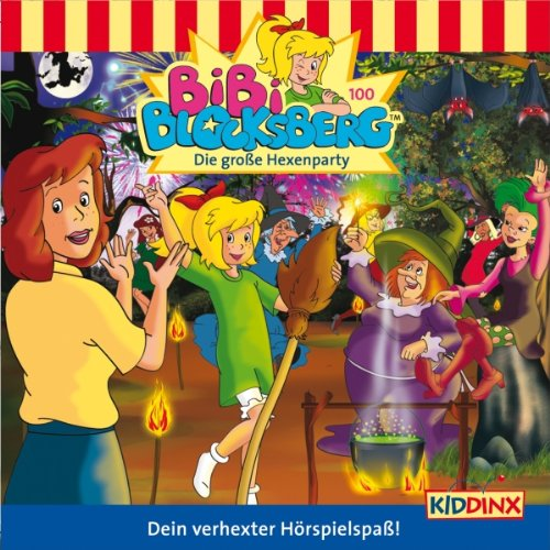 Die große Hexenparty cover art