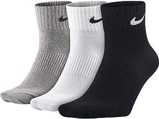 NIKE Men's Socks 3PPK Lightweight Quarter