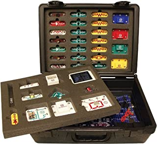 Snap Circuits Extreme SC-750R Electronics Exploration Kit + Student Training Program with Student Study Guide   Perfect fo...