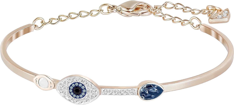 SWAROVSKI Women's Symbolic Evil Eye Crystal Jewelry Collection