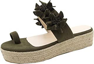 Platform Sandal women ladies girls Slippers sets of toe Flip Flops shoes for Girlfriends and Mother