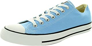 Converse Unisex-Adult 149524F-450 All Star Low Top 8 D(M) US Blue Sky