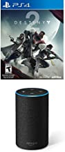 Destiny 2 - PS4 Standard Edition + Echo (2nd Generation) - Charcoal