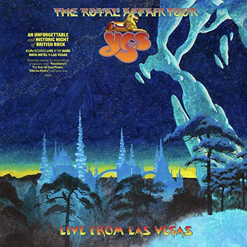 The Royal Affair Tour (Live From Las Vegas)