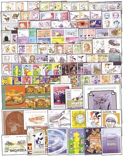Goldhahn Albanien Postfrische Neuheiten I Briefmarken für Sammler