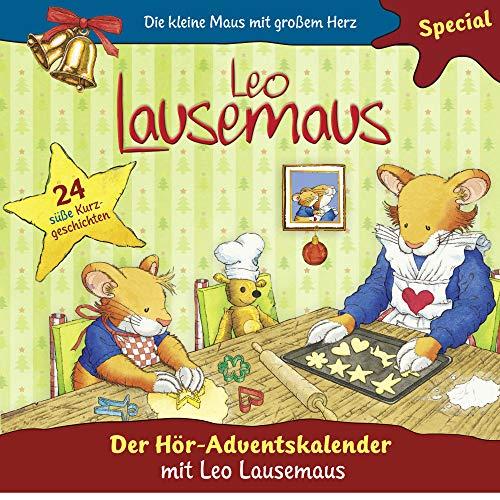 Der Hör-Adventskalender mit Leo Lausemaus