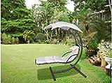 Balancin Jardin 1 plaza Beige...