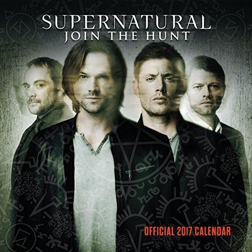 Supernatural Official 2017 Calendar (Calendar 2017) by Danilo (2016-10-01)