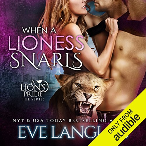 When a Lioness Snarls audiobook cover art