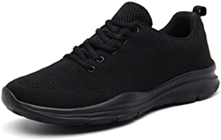 DAFENP Unisex Uomo Donna Scarpe da Ginnastica Corsa Sportive Fitness Running Sneakers Basse Interior Casual all'Aperto
