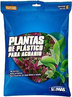 """Lomas FL7505 Plantas para Acuario 12"""" (30 cm) 6 Pz"""