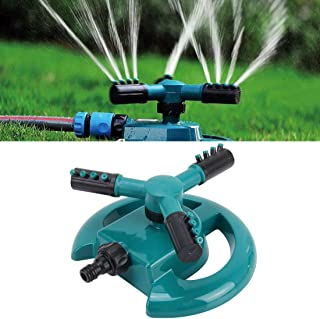 New Gardening Tools Garden Automatic Rotating Nozzle 360 Degree Rotary Automatic Sprinkler Garden Lawn Watering Nozzle Irr...