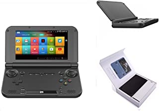 """GPD XD Plus [Official distributor,Latest HW & Most Stable Update] Foldable Handheld Game Consoles 5"""" Touchscreen, Android 7.0 Fast Mediatek MT8176 Hexa-core 2.1GHz CPU, 4GB RAM/32GB ROM"""