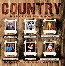 Country Hits Of The 80's & 90's / Various