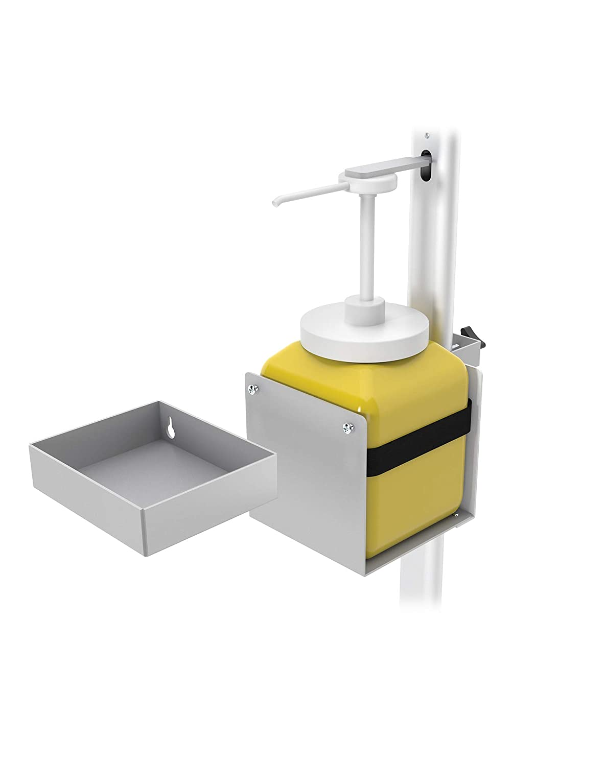 Touch-Free Condiment Foot Pump Dispenser Touch-Free Condiment Foot Pump Dispenser
