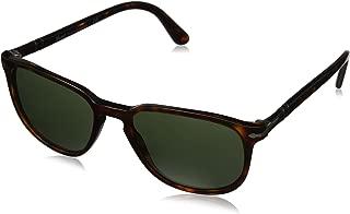 PO3019S Sunglasses-24/31 Havana (Crystal Green)-55mm