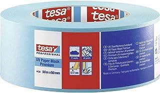 Tesa 04438-00064-00 Kreppband tesa® Krepp blue (L x B) 50m x 50mm 1St.