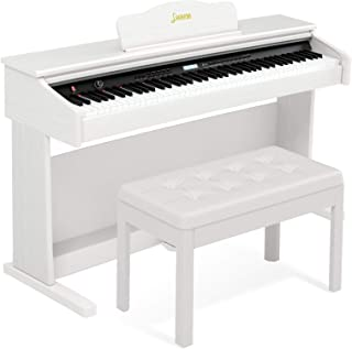 LAGRIMA 88 Key Digital Piano with Bench, Electric Piano for