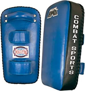 Combat Sports Leather MMA Muay Thai Pads (Pair)