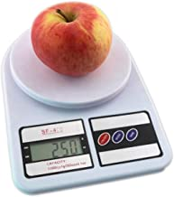 Electronic Kitchen Scale for Digital Kitchen Resistant Practice LCD Precision Food Ease Capacity 5Kg X 1G