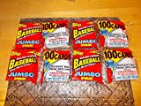 Lot of 4 Original, Un-opened Jumbo Packs of...