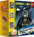 Coffret Lego: Batman le film: unité des super héros + La grande aventure Lego + La Ligue des Justiciers: La...