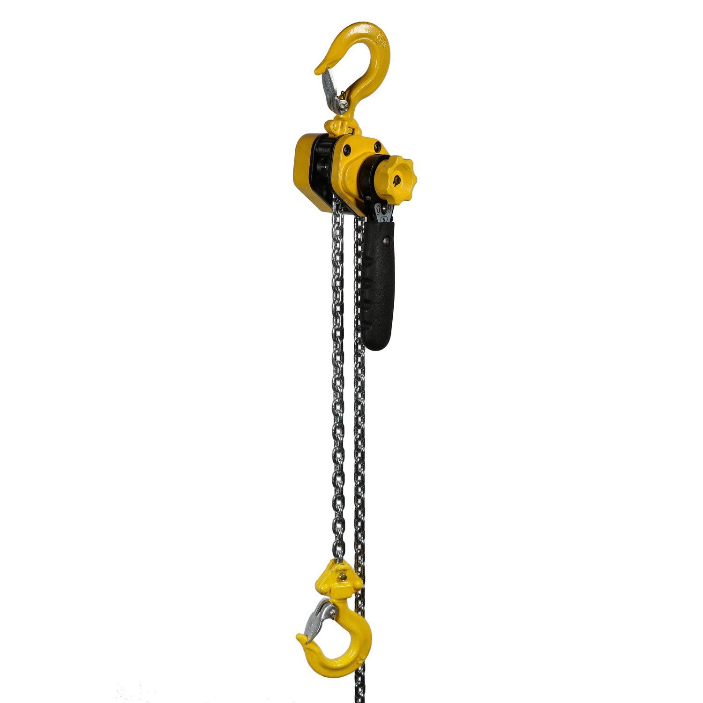 Same day shipping 0.5 ton X 5 Foot Lift Tyler Hoist Philadelphia Mall Tool Lever Chain