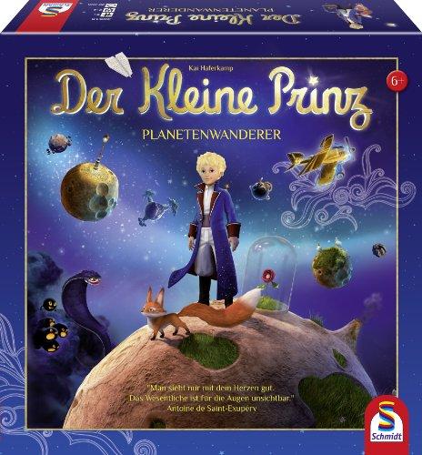 Schmidt Spiele 40515 - Der kleine Prinz, Planetenwanderer