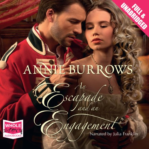 An Escapade and an Engagement audiobook cover art